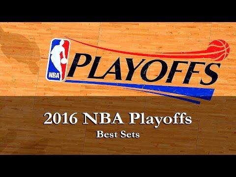 Best Sets 2016 NBA Playoffs