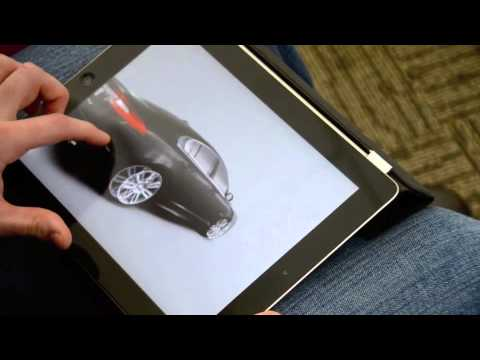 The 3D Car Demo Technology for Mobile Devices, by Mutual Mobile.