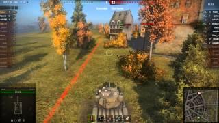 WOT: Руинберг - Matilda - 9 фрагов - Воин, Снайп ...