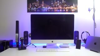 Desk Setup Tour 2016
