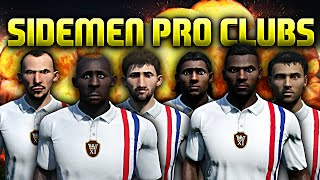 SO...DIVISION 9...   SIDEMEN PRO CLUBS!