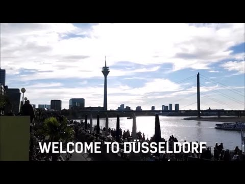 Welcome to Erasmus in Düsseldorf