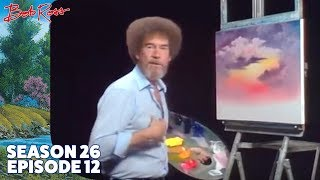 Bob Ross - Sunset Aglow (Season 26 Episode 12)