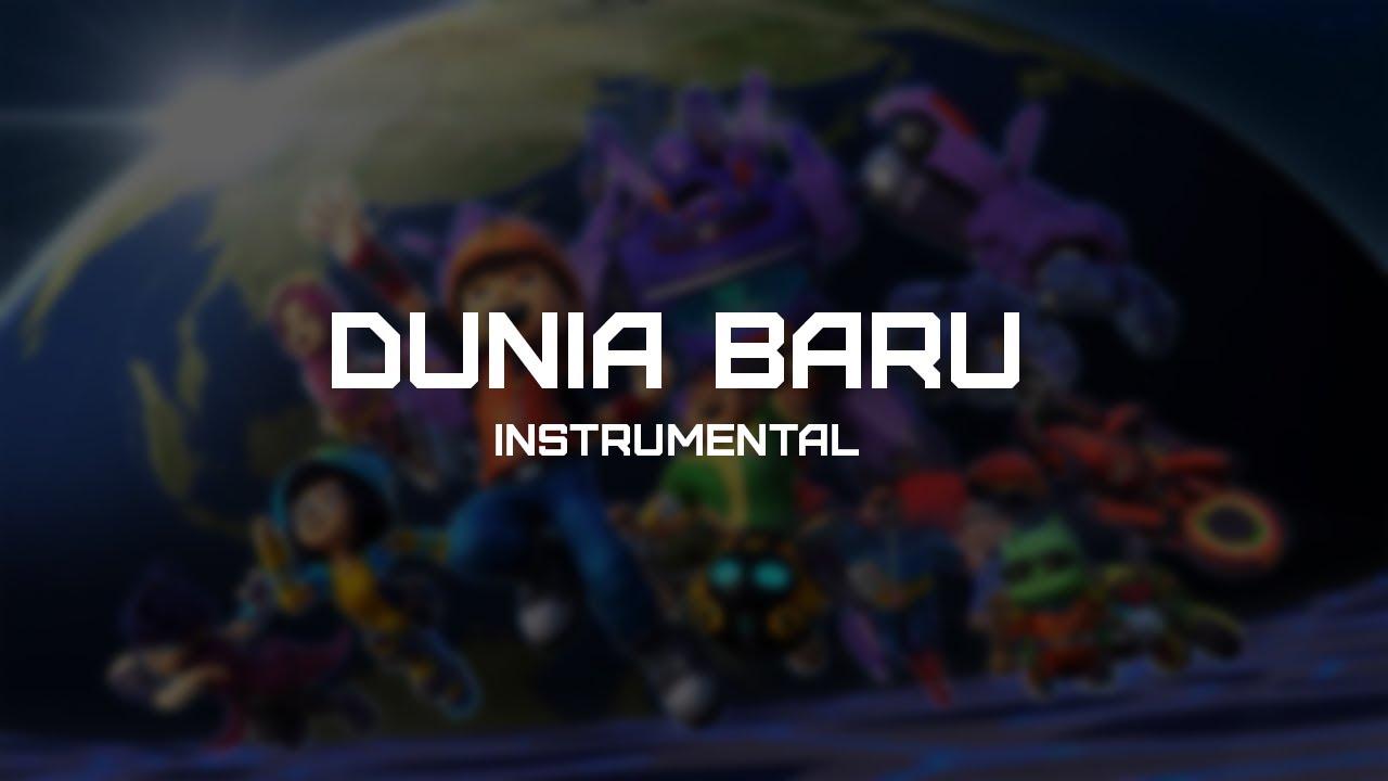 Boboiboy Galaxy Theme Song Full Version Instrumental Youtube