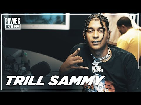 Trill Sammy On Pros & Cons Of Living In LA & Wanting to Work W/ Snoop Dogg