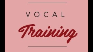 Vocal Exercise 1