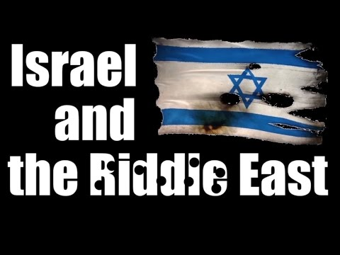 ISRAEL and the MIDDLE EAST: Prelude to Messiah - Rabbi Moshe Zeldman (Jerusalem Torah idf bds plo)