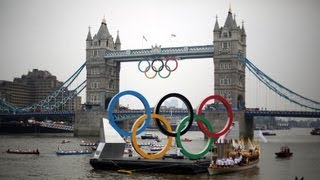 Olympics: For London, the Seven-Year Wait Is Over