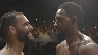 Fight Night Argentina: Weigh-in Highlight