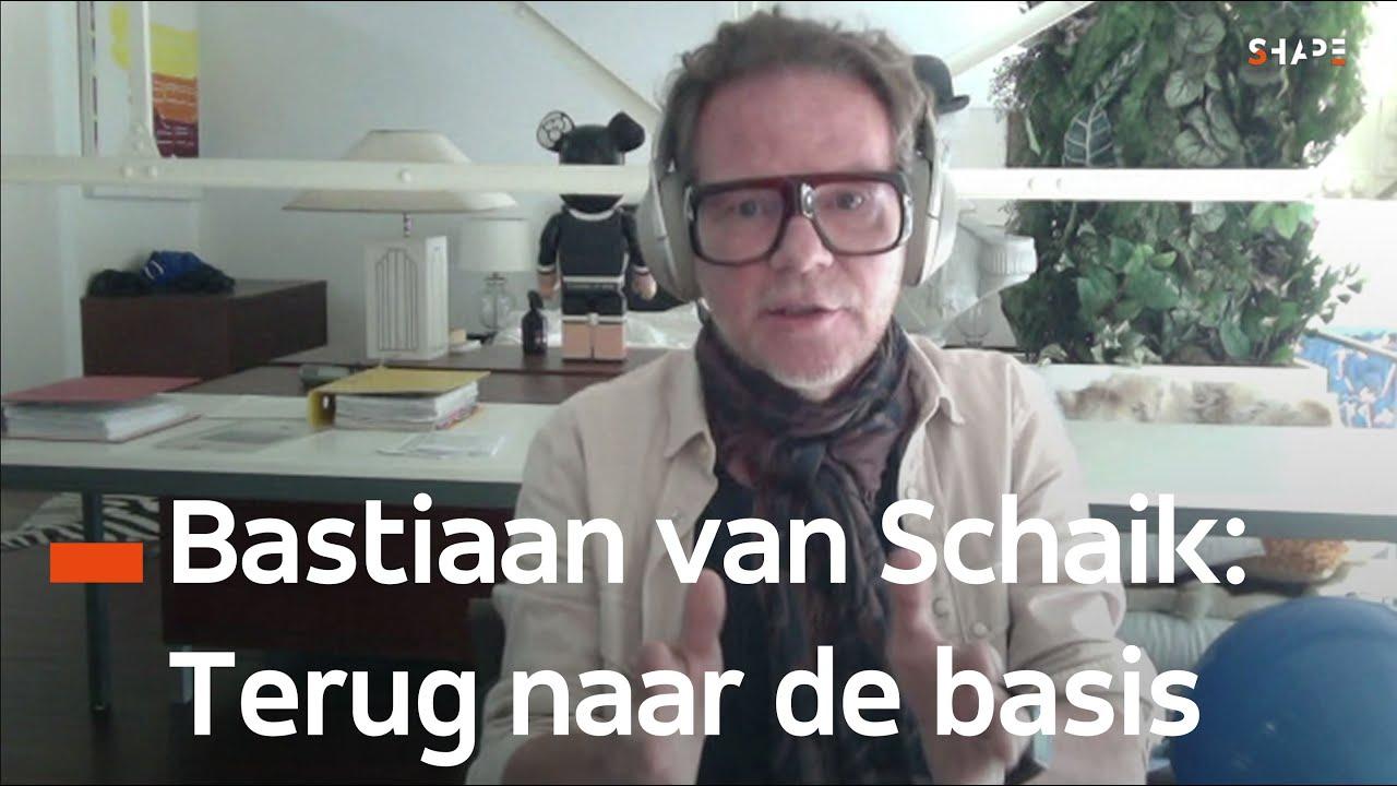 'We gaan terug naar de basis' | Bastiaan van Schaik | Corona KeukenCast