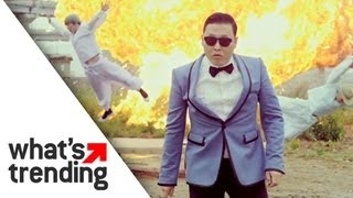 Gangnam Style Ultimate Mashup (Psy 강남스타일 Parodies, Covers and Remixes) | What's Trending