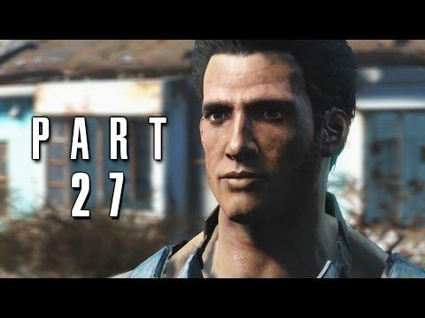 Fallout 4 Walkthrough Gameplay Part 27 - Sanctuary (PS4)