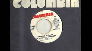 Freddy Weller ~ The Perfect Stranger