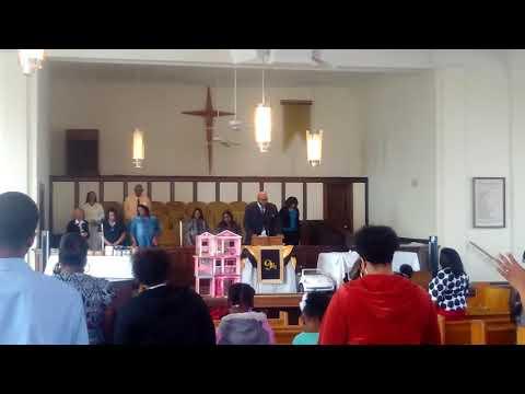 9TH ST Missionary Baptist Church Pastor Cederic Carter Jan 21/2018