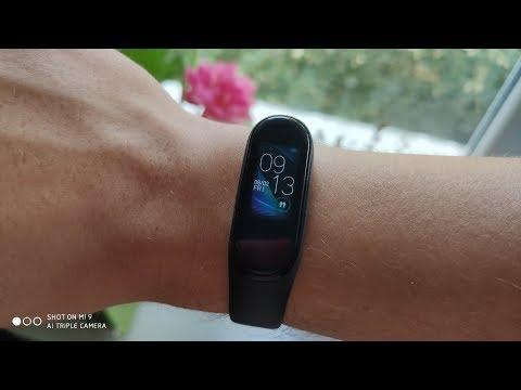 ОТВЕТЫ НА ВОПРОСЫ про Xiaomi Mi Band 4 ► NFC, GPS, измерение давление, BlueTooth 5.0