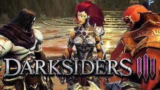 Darksiders 3 Gameplay German Preview - Angezockt auf der Gamescom