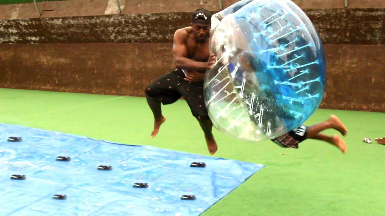 Download SLIP AND SLIDE MOUSETRAP DEATHBALL CHALLENGE w/TGFBRO