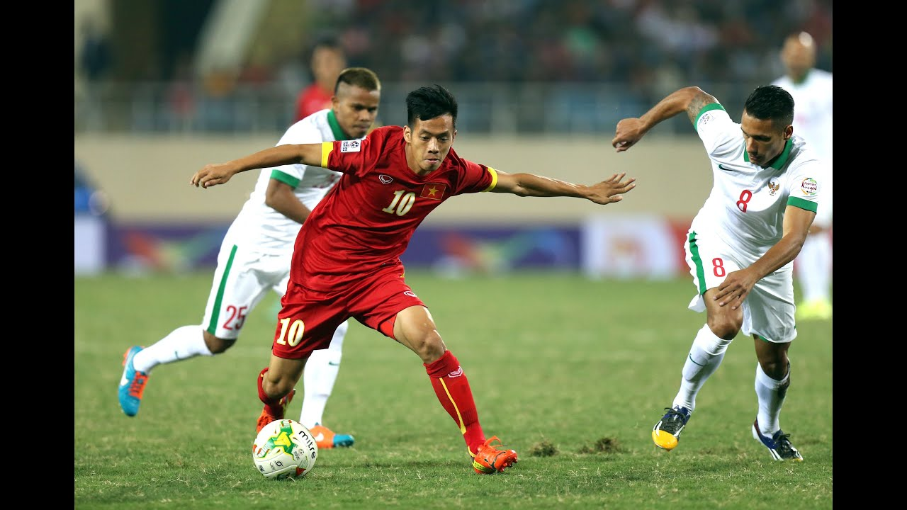 Image result for indonesia football vs vietnam