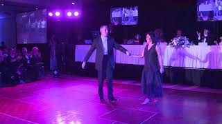 Dancing with the Docs 2019 - Dr. Alanna & David
