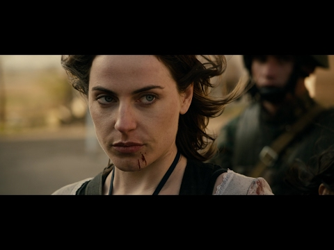All Antje Traue Scenes in 5 Days of War