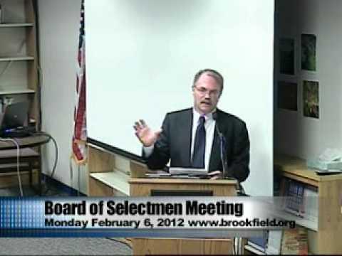 Brookfield BOS 02-06-2012 Meeting