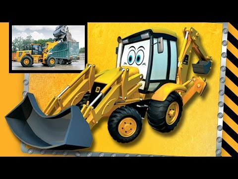 Backhoe for Children  I Love My JCB