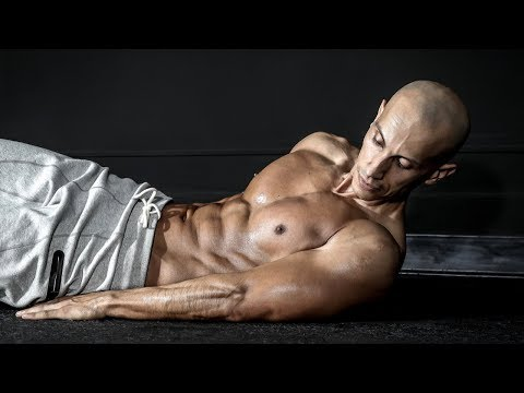 Killer Fat Burning Workout! (NO EQUIPMENT BODYWEIGHT WORKOUT!)| Frank Medrano
