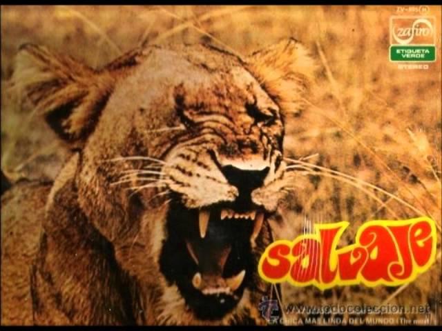 SALVAJE - AZUCARADO (Sugar Baby Love)