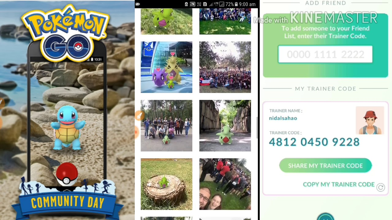 what pokemon events are coming up in 2012