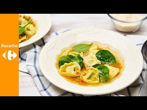 soupe-repas-italienne-aux-tortellini-et-pois
