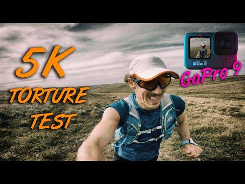 Go Pro Hero 9 Black 5K Torture Test - Sample footage