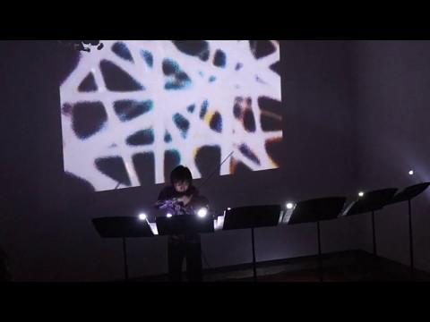 Mateu Malondra: Apposition IV - Takao Hyakutome, violin