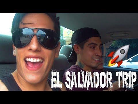 EL SALVADOR TRIP - VLOG - Tripeando con viejos amigos