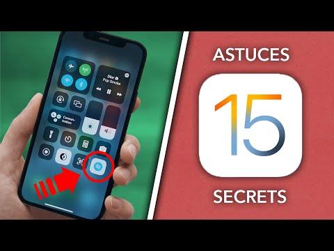 15 Astuces et Nouveautés Cachées sur iOS 15 !