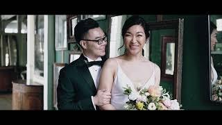 뉴욕 웨딩 영상 I New York Wedding Film - SLP뉴욕