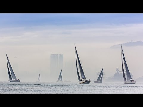 Rolex China Sea Race 2016 – Film – The Spirit of Yachting