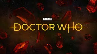 The NEW Doctor Who Logo | Doctor Who | BBC