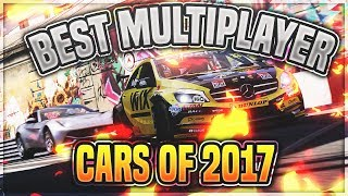 MY TOP 5 BEST MULTIPLAYER CARS OF 2017 *HIGHLY RECOMMENDED* - ASPHALT 8