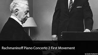 Rachmaninoff Piano Concerto 2 by Rubinstein