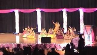 ISW Dance 2009 - Laasya School Of Dance Students performance