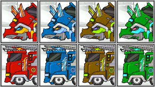 Dino Robot Triceratops Corps - Full Game Play - 1080 HD