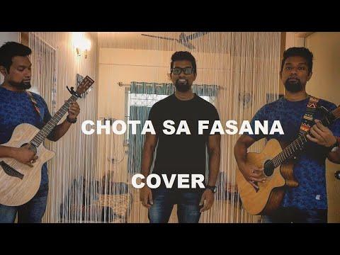 Chota Sa Fasana  Cover  Sareen Acharya  Karwaan Arijit Singh, Irrfan Khan, Dulquer Salman