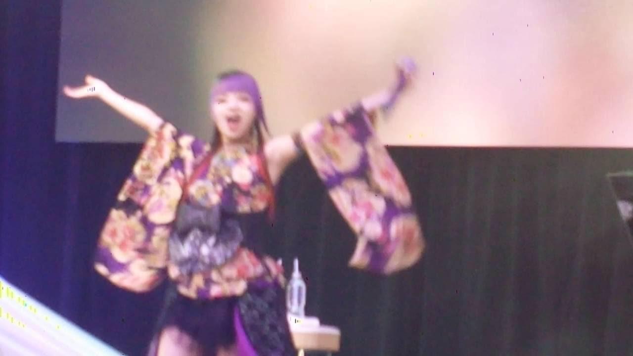 Garnidelia Grilletto At J-pop Summit 2016