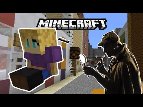 Minecraft | DETECTIVE DAN!! | Custom Adventure Map