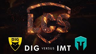 DIG vs IMT | Week 8 | Summer Split 2020 | Dignitas vs. Immortals