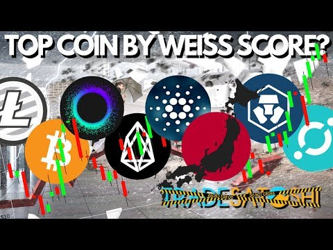 Top Cryptocurrency by Weiss Ratings, More Crypto.com Updates, EOS, BITCOIN in Japan – CRYPTO NEWS