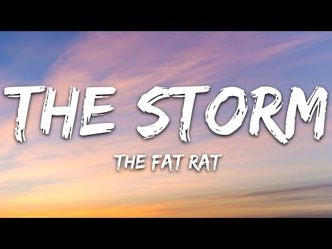TheFatRat & Maisy Kay - The Storm (Lyrics)