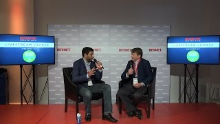 Livestream Lounge Interview with Ross Colbert, Global Sector Head - Beverages, Rabobank