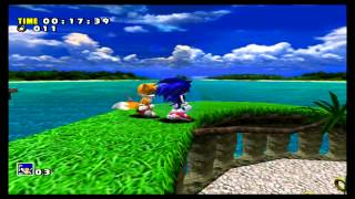 Sonic Adventure (DC) - Speedrun - 01:28:88 - Emerald Coast