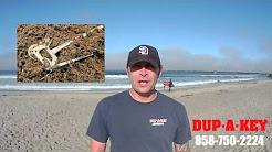 Ocean Beach Car Key Locksmith Makes Keys in San Diego, CA
